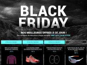 Black Friday wiggle 2fortri triathlon bon plan desart julien marine boulanger niilah triathlète