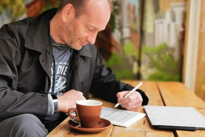 remarkable tablette papier électronique conversion texte copier coller