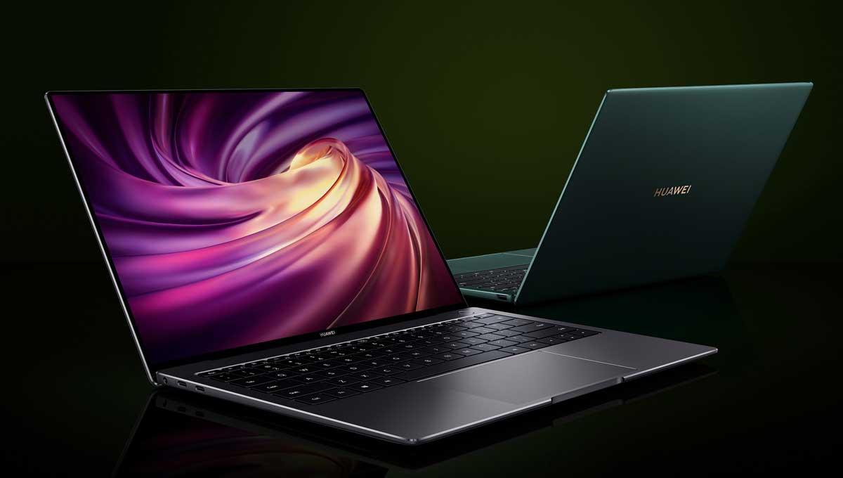 Matebook X pro Huawei laptop ordinateurMatebook X pro Huawei