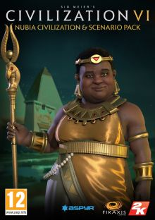 Sid Meiers Civilization VI Nubia Civilization Scenario Pack