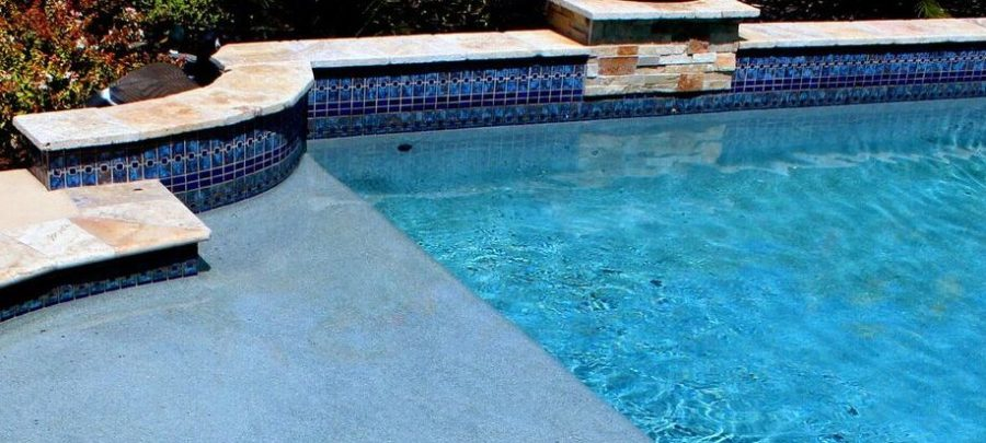 swimming pool tile know your options