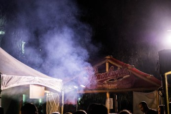 Burger Battle Smoke