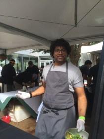 Chef Stephen Jones