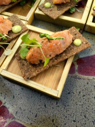 Kai Restaurant Salmon Rillette