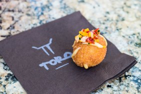Toro Ham and Cheese Croquette