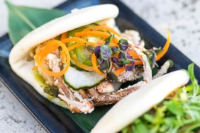 Sushi Roku Soft Shell Crab Steam Bun