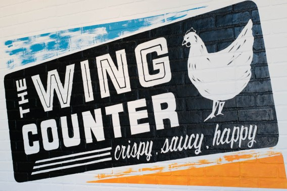 The Wing Counter Sign