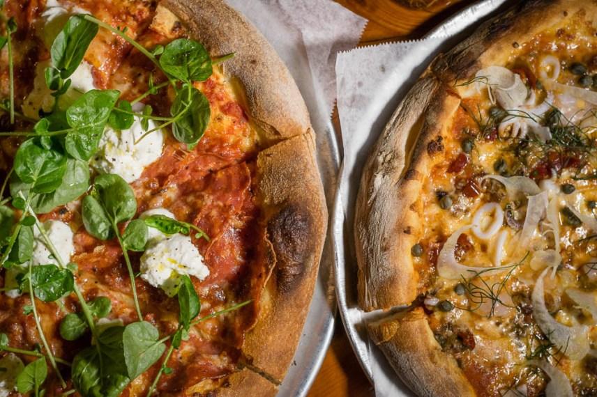 Parlor Pizzas
