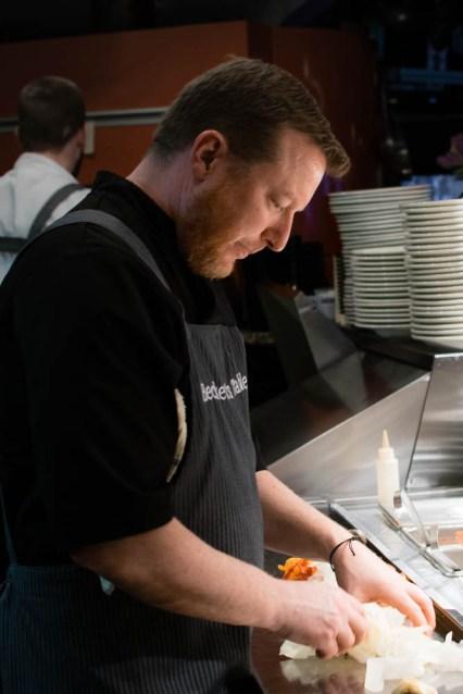 Chef Justin Beckett 2geekswhoeat.com
