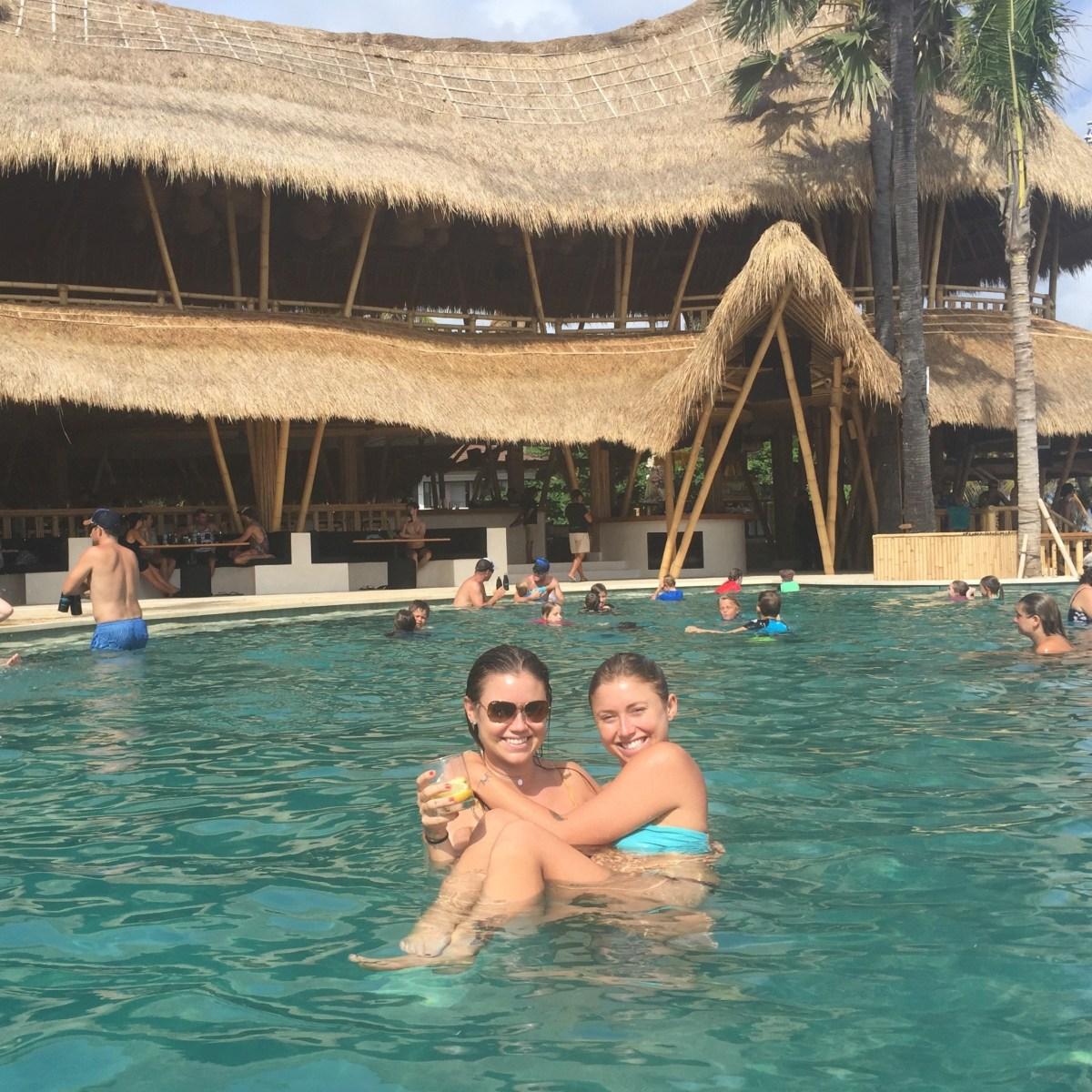 Finns beach club, canggu, Bali