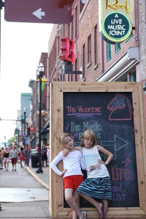 Broadway i Nashville