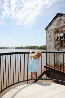 Utsikt över Missourifloden