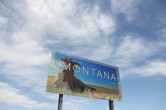 Välkommen till Montana a.k.a. Big Sky Country