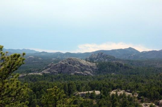Black Hills bjuder på vackra vyer