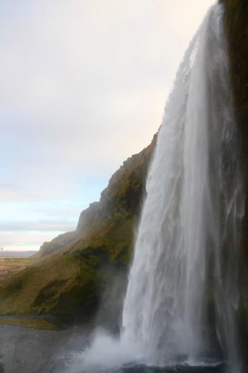 Vattenfallet Seljandsfoss