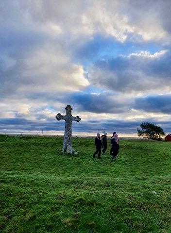 Kors vid Kapelludden