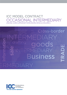 Insert date) (the effective date) between: Icc Model Contract Occasional Intermediary Non Circumvention And Non Disclosure Ncnd Icc Knowledge 2 Go International Chamber Of Commerce