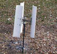 How To Make Homemade Pvc Wind Turbine Blades - Homemade Ftempo