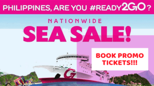 2go nationwide sea sale promo