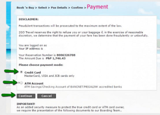 Step_5_Ticket Payment Option