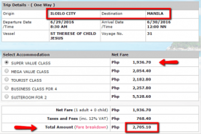Iloilo_to_Manila_June_2016_Ticket_Price