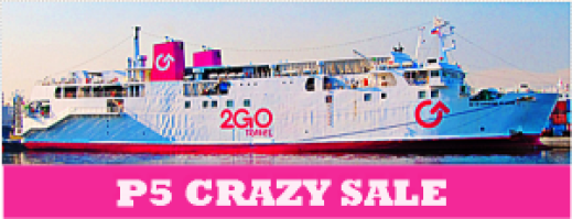 2Go P5 Crazy Sale 2016