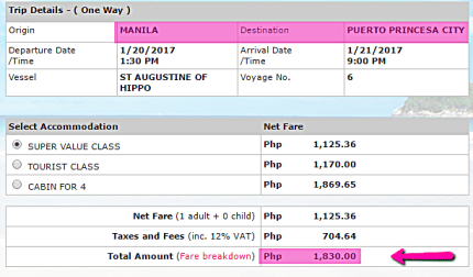 Manila_to_Puerto_Princesa_January_2017_Ticket_Price_of_2Go_Travel