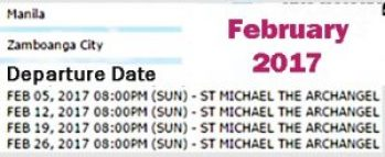 Superferry-Manila-to-Zamboanga-Ship-Schedule-February-2017