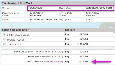 Batangas-to-Caticlan-2Go-travel-Promo-August-2017