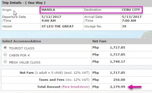 Manila-to-Cebu-Superferry-May-2017-Ticket-Price