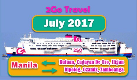 2Go-Superferry-July-2017-Trip-Schedule-to-and-from-Cagayan-De-Oro-Butuan-Dipolog-Iligan-Ozamiz-Zamboanga