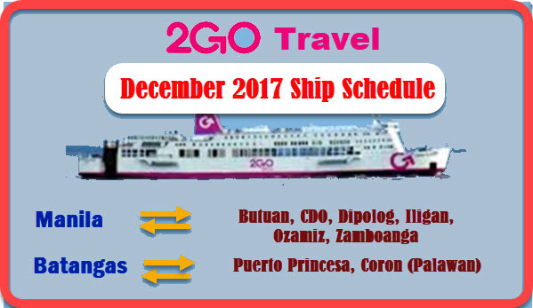 2Go-Travel-Trip-Schedule-Mindanao-and-Palawan-December-2017