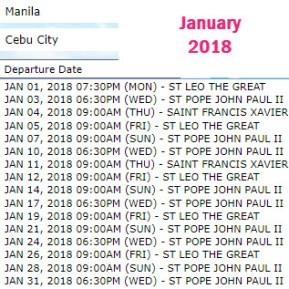2Go-Travel-Manila-to-Cebu-ship-schedule-January-2018