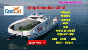 FastCat-Ferries-Boat-Schedule-2018