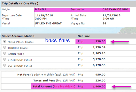 2go-travel-promo-fare-manila-to-cagayan-de-oro