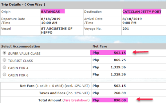 2go-promo-batangas-to-caticlan-august-2019