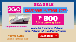 2go-travel-coron-sea-sale-kasadyaan-festival
