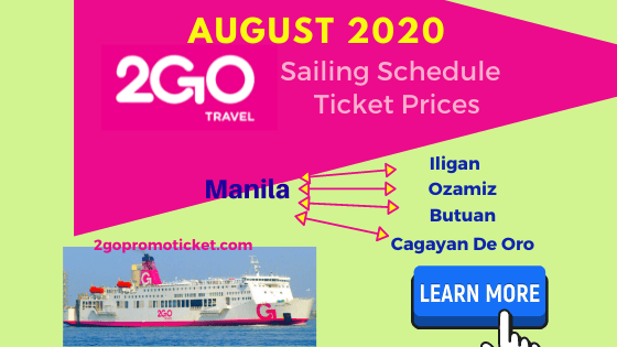 2go-travel-fares-and-ship-schedule-mindanao-august-2020