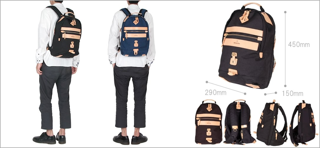 AS2OV 第一系列 – ATTACHMENT DAY PACK / 拆卸式背包 31