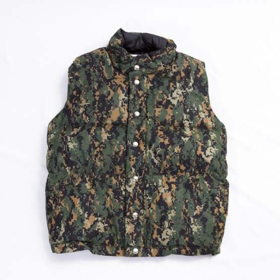 Cresent Down Works - Italian Vest CW Limited 31