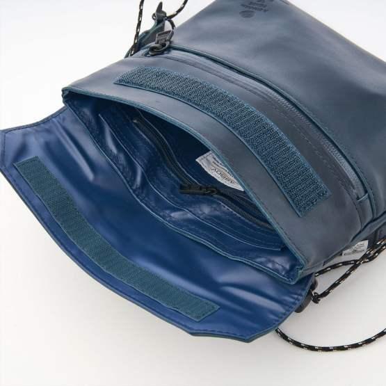 AS2OV 第八系列 – WATER PROOF JES LEATHER SACOCHE / 防潑水皮革方塊包 15