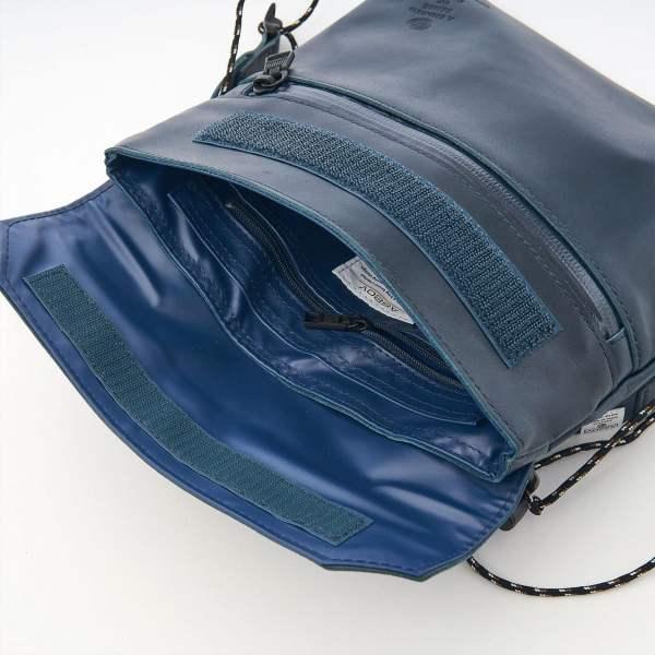 AS2OV 第八系列 – WATER PROOF JES LEATHER SACOCHE / 防潑水皮革方塊包 28