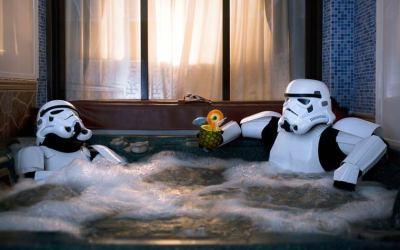 Le quotidien des Stormtroopers