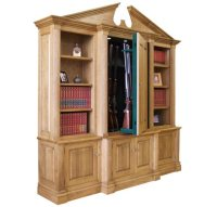 Wooden How To Make A Gun Cabinet Plans PDF Plans