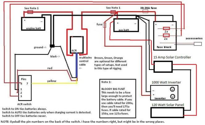 wiring diagram for dual battery system wiring dual battery system wiring diagram wiring diagrams on wiring diagram for dual battery system