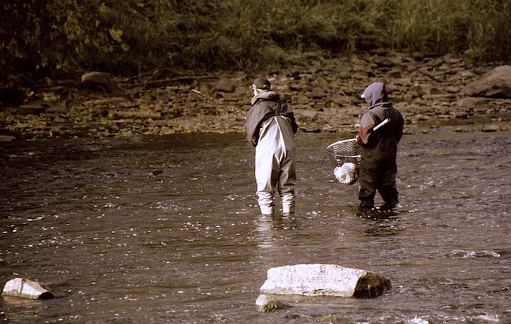 fly fishing mentors