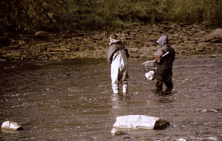 fly fishing mentors