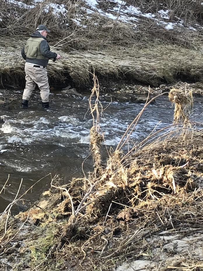 more winter fly fishing hacks