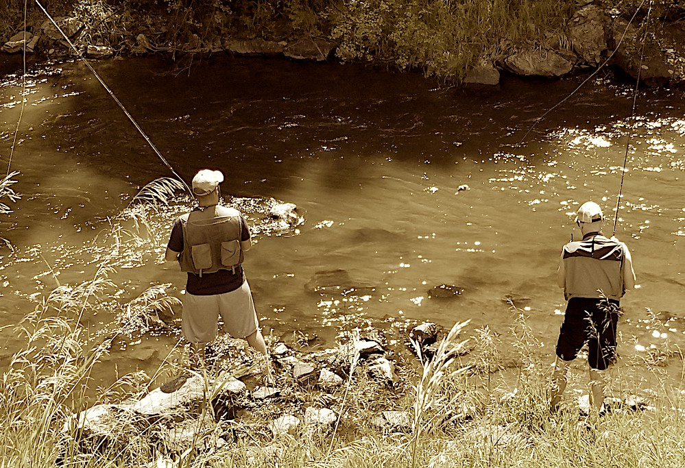 fly fishing mentor