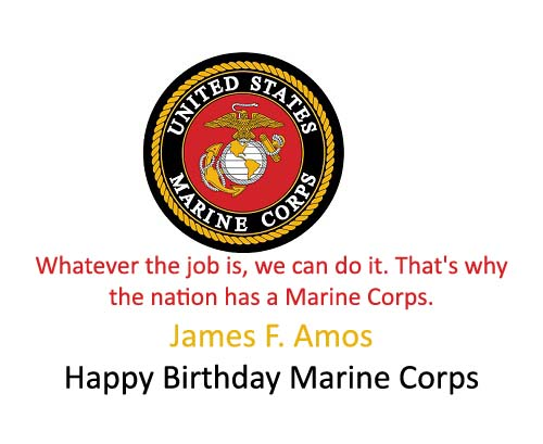 Marine Corps 241st Birthday Images Quotes Amp Wishes